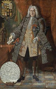 José Antonio de Mendoza Caamaño